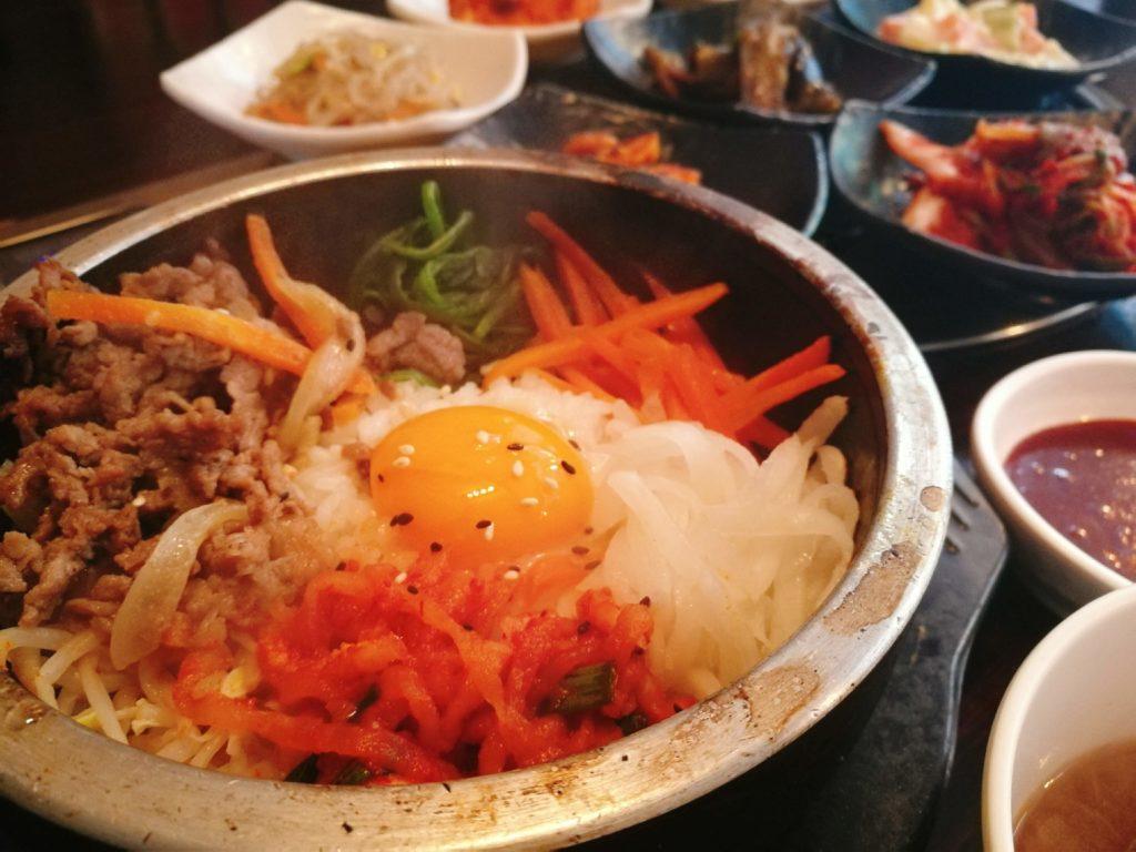韓国 料理 店