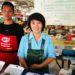 【バンコク・ローカルフード】オンヌット市場で見つけた美味しい肉ちまき